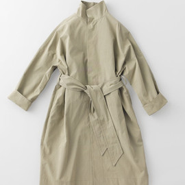 ARTS&SCIENCE - Stand Collar Square Coat
