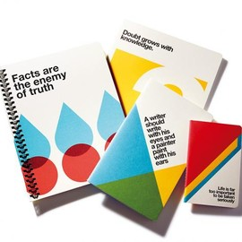 'TACCUINO QUOTES' Notebooks 2012