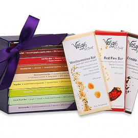 Vosges -  Mini Exotic Candy Bar Library