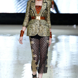 Alexander McQueen - Spring 2013 Ready-to-Wear