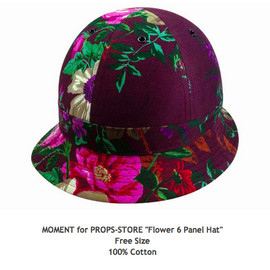 Moment for Props-Store - 6Panel Ball Hat