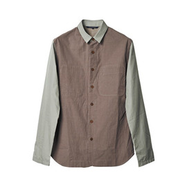 TROPOPAUSE - Shirt Jacket (GRAY)