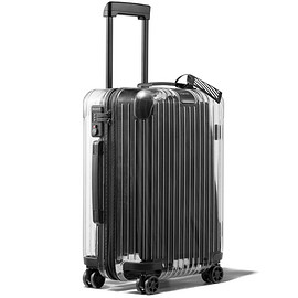 RIMOWA, Off-White - Transparent Suitcase