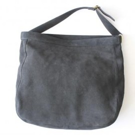 style craft - STYLE CRAFT/Deer Nubuck Shoulder Bag (SB-02)