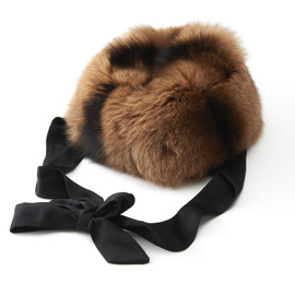 G.V.G.V - Fox Fur Hat
