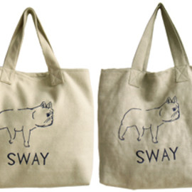 "Gallery & Shop ""DO"" - SWAY トートバッグ"