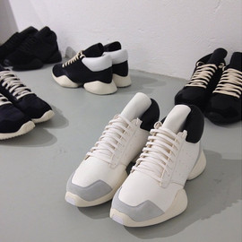 SS2015 adidas by Rick Owens Collection