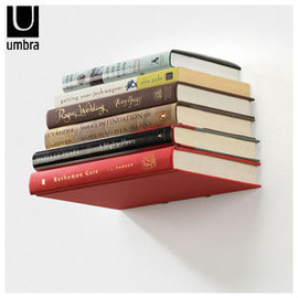 Umbra - Conceal Bookshelf – invisible floating book shelf