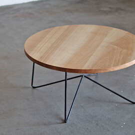 LIFE FURNITURE - TH ASH LOW TABLE