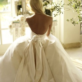 WEDDING - pretty gown
