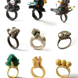 Karl Fritsch - contemporary jewellry