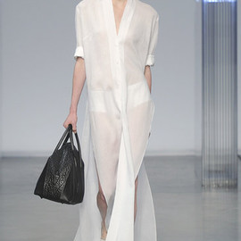 Helmut Lang - Spring 2014 / NY fashion week