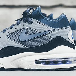 Nike - Air Max 93 - Blue Graphite/New Slate/Dark Obsidian