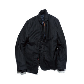 uniform experiment - REVERSIBLE FLIGHT BLOUSON ( 5 BUTTON BLOUSON / MA-1 )
