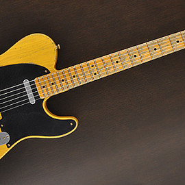 1951 Nocaster Heavy Relic Butterscotch Blonde - FENDER ( フェンダー )  / 1951 Nocaster Heavy Relic Butterscotch Blonde
