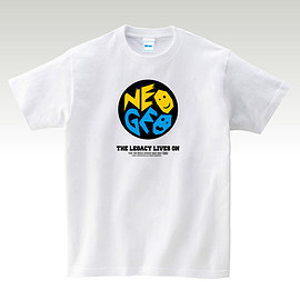 SNK - NEOGEO LABEL T′s WHITE×Face