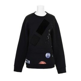 RAF SIMONS, STERLING RUBY - Printed sweater