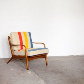 BLANKET CHAIR NO. 1