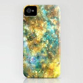 Society6 - Stirring Starry Night iPhone Case