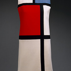 Yves Saint Laurent - Mondrian Dress, Autumn 1965