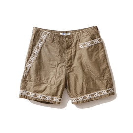 GDC - asymmetry guatemara short pants