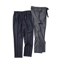 Gramicci WIDE CROPPED TAPERED PANTS by LORO PIANA