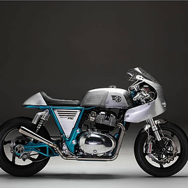 Royal Enfield - Project RE