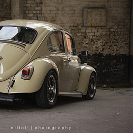 Volks Wagen - Type-1 Beetle 1500  '69 Cal Look