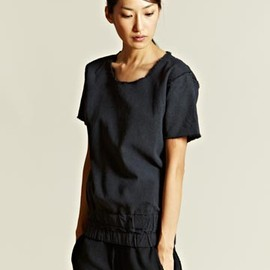 Marvielab ReCikli - Elasticated Hem Tee