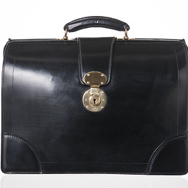 Rutherfords - Frame Top Brief Case