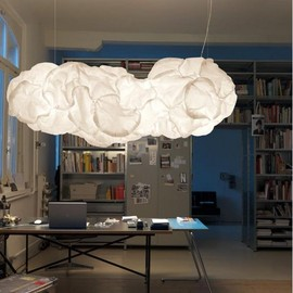 Frank Gehry - Belux cloud pendant light