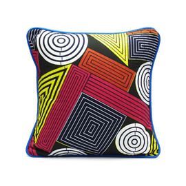 SCENERY - PRINT PILLOW - SHAPES