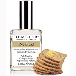 a fragrance for women and men - ライ麦パンの香水ーRye Bread Demeter Fragrance for women and men