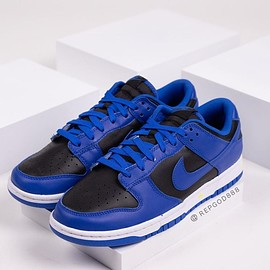 NIKE - Dunk Low - Hyper Cobalt/Black