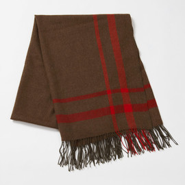 MHL. - WIDE STRIPE SCARF