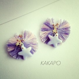 KAKAPO - Magical star pierce (NO. 932)