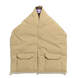 THE NORTH FACE PURPLE LABEL - GORE-TEX INFINIUM™ Down Cape-BE
