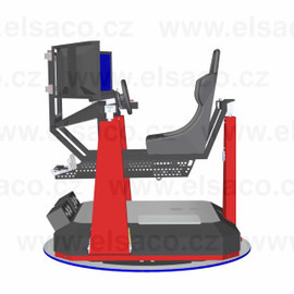 4DOF Extreme / Panoramatic racing simulator