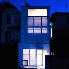 SpaceSpace - Long Tall House, Tokyo