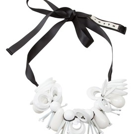 MARNI - Clustered necklace