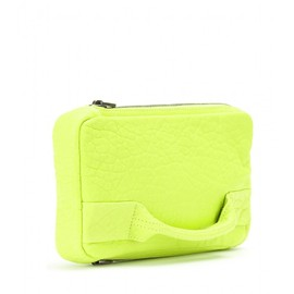 ALEXANDER WANG - DUMBO LEATHER CLUTCH
