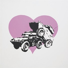 Banksy - Everytime I Make Love to You I Think of Someone Else