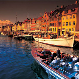 Copenhagen/ Denmark - The Canal Tour