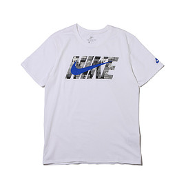 NIKE - NIKE AS M NSW AIRMAX TEE  WHITE