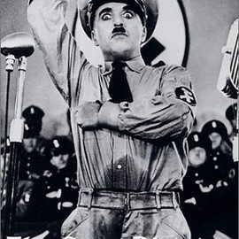 Charlie Chaplin - The Great Dictator チャップリンの独裁者