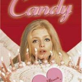Christian Marquand - Candy  (VHS)