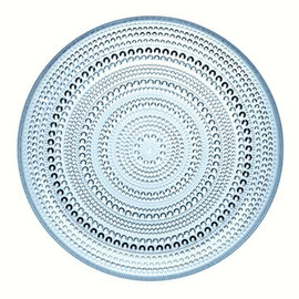 iittala - Dewdrop Platter (Light Blue) by Oiva Toikka