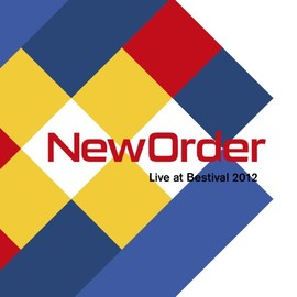 New Order - Live at Bestival 2012 [帯解説 / 国内盤] (BRC385)