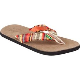 sanuk - Fraidy Cat Womens Sandals