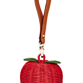 kate spade NEW YORK - pack a picnic apple wristlet
